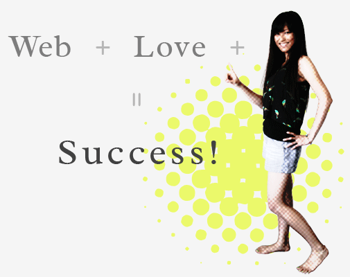 Web + Love + One Thousand Weaves Design Factory = Success!