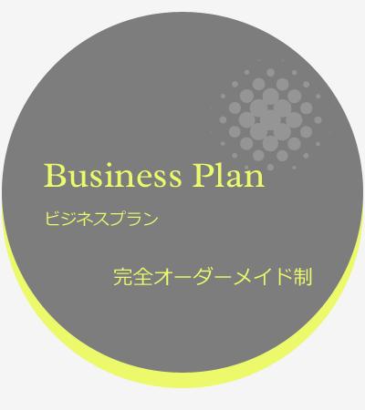 Business Plan ビジネスプラン 完全オーダーメイド制