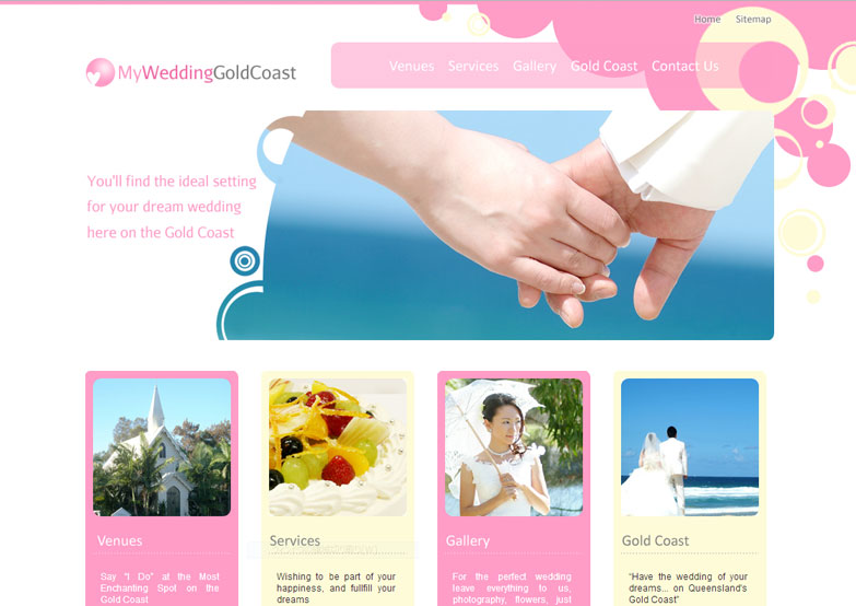My Wedding Gold Coast