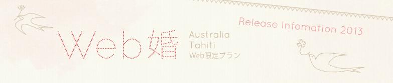 Web婚 Release Information 2013
