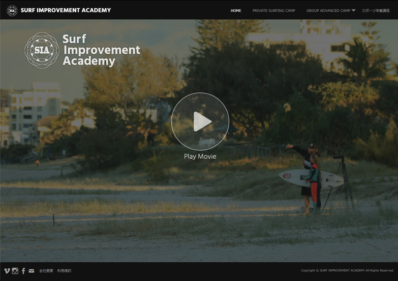 Surf Improvement Academy